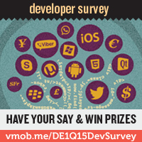 Developer Economics Survey